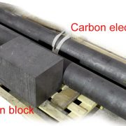 carbon electrode & block for ARC furnace