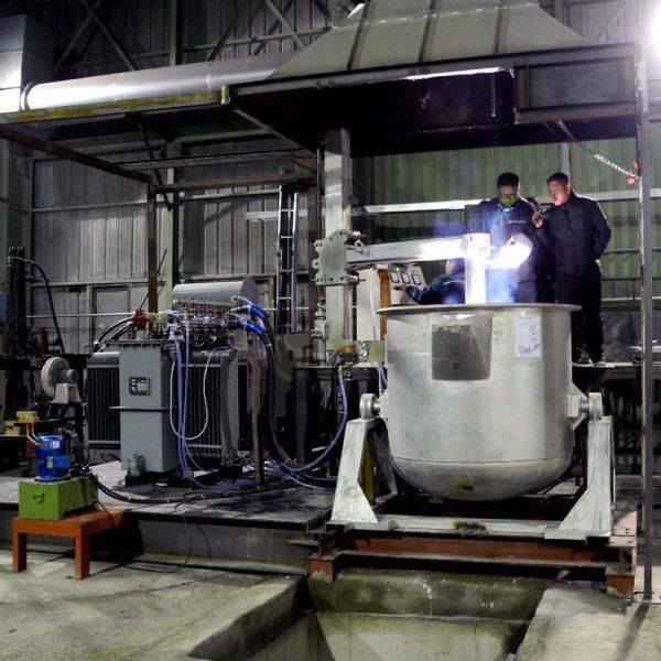 electric dc arc furnace-7